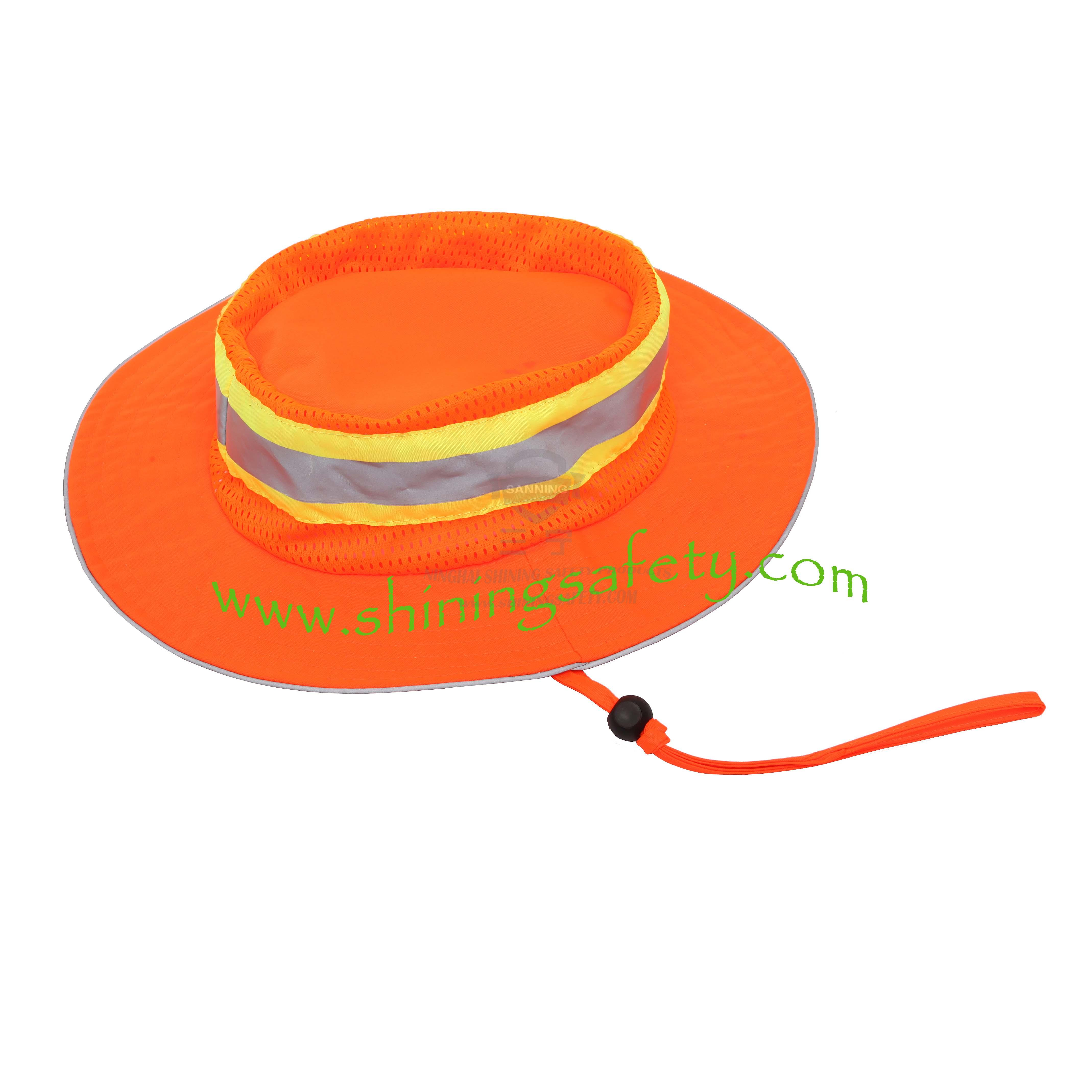 HW003 High Visibility Rang Hat with Contrasting Trim