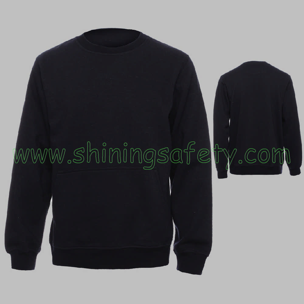 FRSW003 FR and Anti-Static pullover sweatshirt